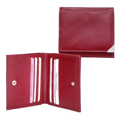 dR Amsterdam Billfold 15505 Red