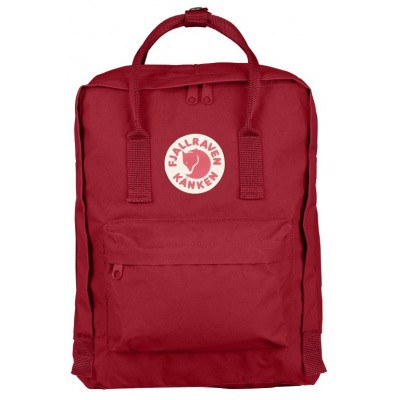 Fjallraven ​​Kanken Backpack F23510 Deep Red