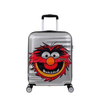 Foto van American Tourister Wavebreaker Disney Spinner 55 cm Animal Sparkle