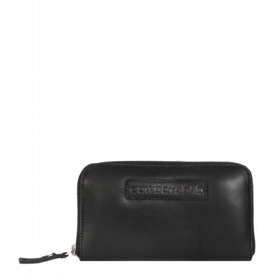 Cowboysbag Wallet Paterson 1989 Black