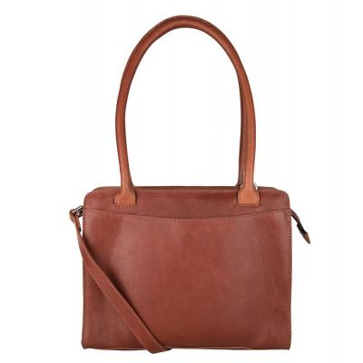 Foto van Cowboysbag Bag Saron 3071 Cognac