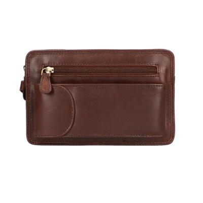 Foto van Leather Design Polstas Dubbel CC 1337 A Bruin