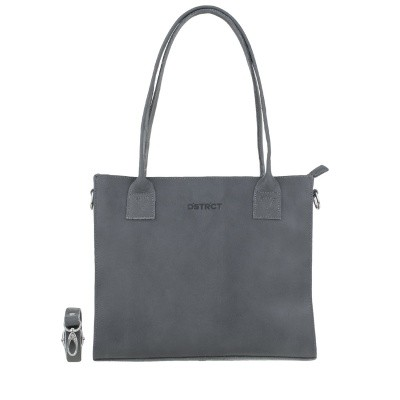 Foto van DSTRCT Riverside 012130 Shopper Small Navy Blue