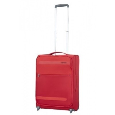 Foto van American Tourister Herolite Super Light Upr.55/20 Formula Red