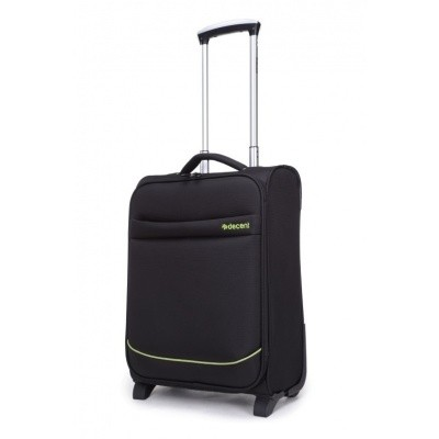 Foto van Decent Super-Light RK-8200A Handbagage 50 cm Black