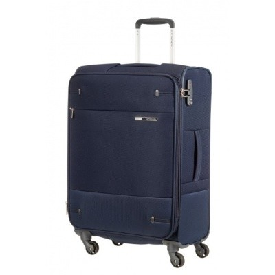 Foto van Samsonite Base Boost Spinner 66/24 Exp. Navy Blue