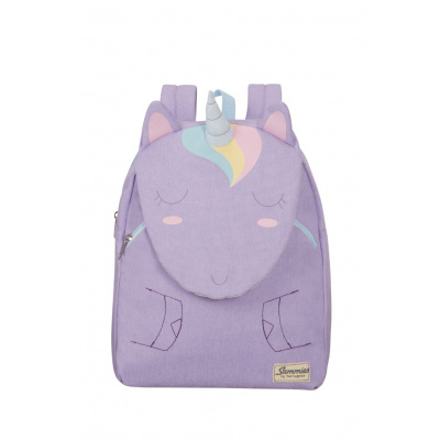 Foto van Samsonite Happy Sammies Backpack S+ Unicorn Lily