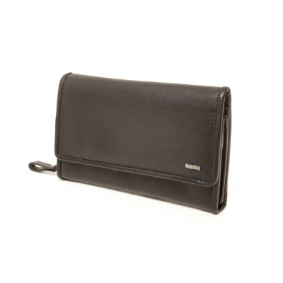 Foto van Berba Soft 001-203 Ladies Wallet Black