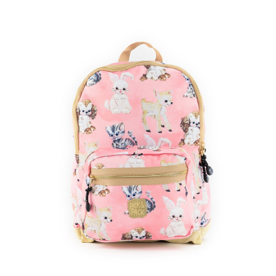 Foto van Pick & Pack Cute Animals Backpack M Coral