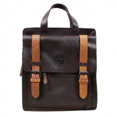 Foto van Arpello Oil Touch Backpack 6.9904 Brown
