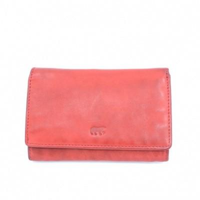 Bear Design Dames Portemonnee CL15572 Rood
