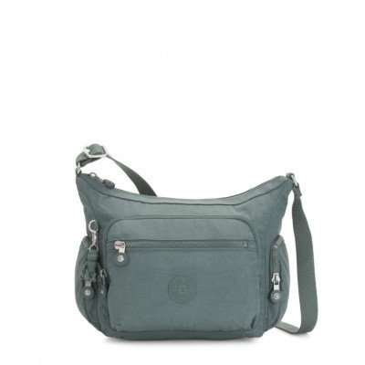 Kipling Gabbie S Crossbody Light Aloe