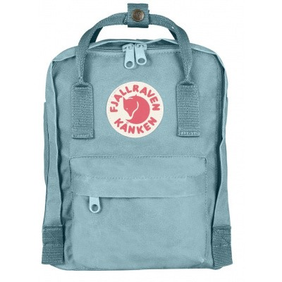 Foto van Fjallraven ​​Kanken Mini Backpack F23561 Sky Blue