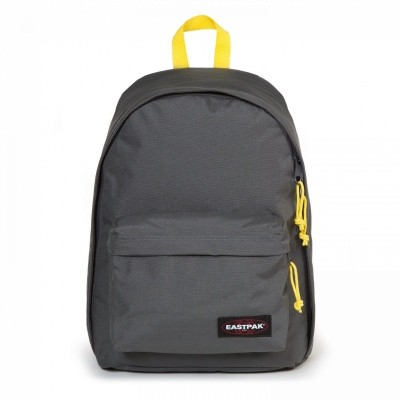 Eastpak OUT OF OFFICE Rugtas Grey-Yellow