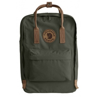 Foto van Fjällräven ​​Kånken No. 2 Laptop 15 Backpack F23569 Deep Forest