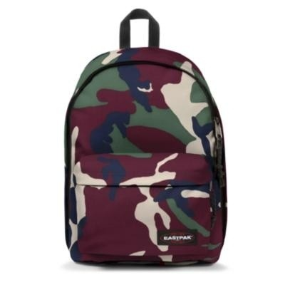 Eastpak OUT OF OFFICE Rugtas Camo Green