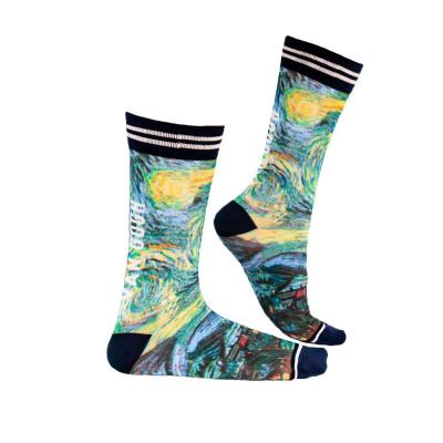 Foto van Sock My Feet van Gogh
