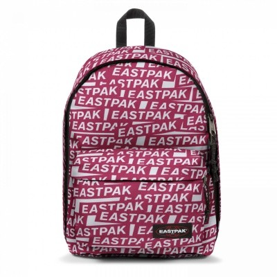 Eastpak OUT OF OFFICE Rugtas Chatty Sticker