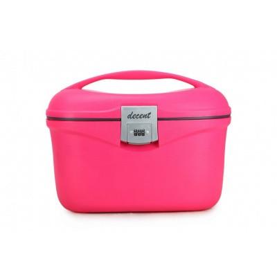 Foto van Decent Sportivo Beautycase RK-9001C Pink