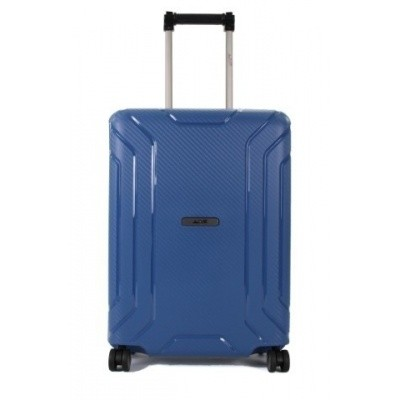 Foto van Line Travel Hoxton Spinner 55 cm Navy/Blue