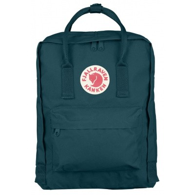 Foto van Fjallraven ​​Kanken Backpack F23510 Glacier Green