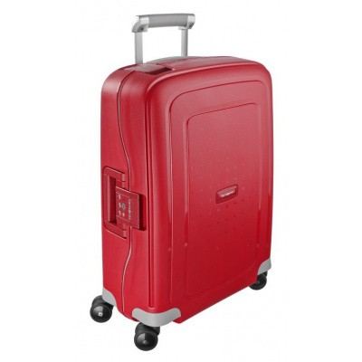 Foto van Samsonite S'Cure Spinner 55/20 Crimson Red