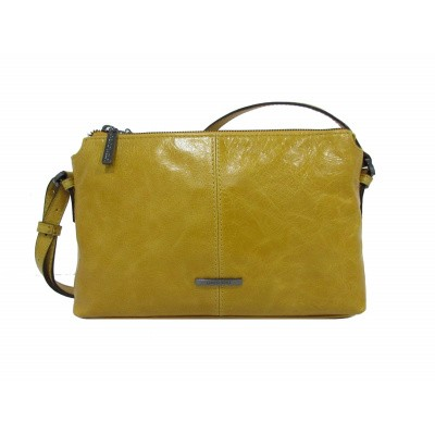 Foto van Claudio Ferrici Pelle Vecchia Shoulderbag 22050 Sunflower