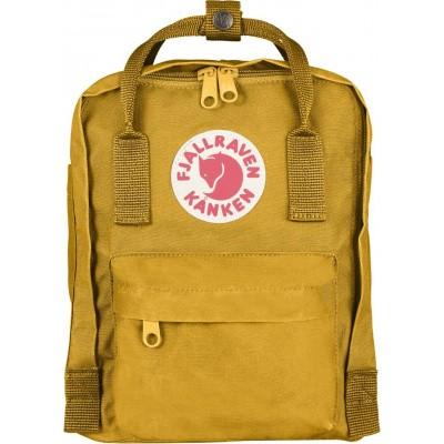 Foto van Fjallraven Kanken Mini Backpack F23561 Ochre