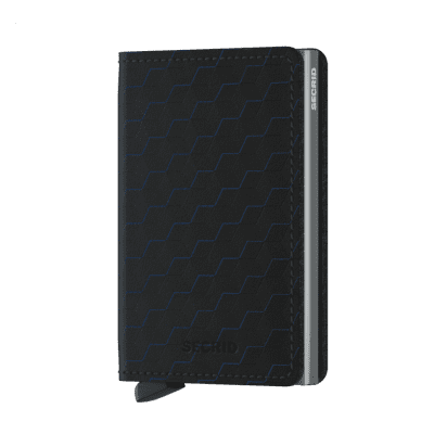 Foto van Secrid Slimwallet Optical Black-Titanium
