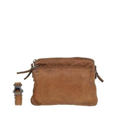 Foto van DSTRCT Harrington Road 352630 Small Bag Cognac