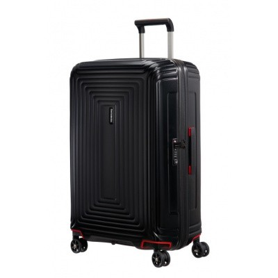 Foto van Samsonite NEOPULSE SPINNER 75/28 MATTE BLACK