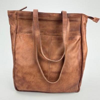 Foto van Bear Design Rugtas / Shopper 'Lauryn' CP2025 Cognac