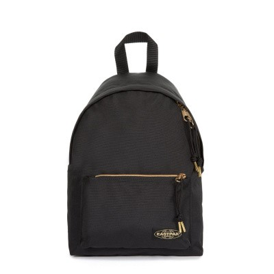 Foto van Eastpak Orbit Sleek'R Rugtas Goldout Black-Gold