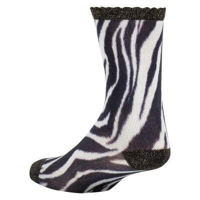 Foto van Sock My Feet Zebra