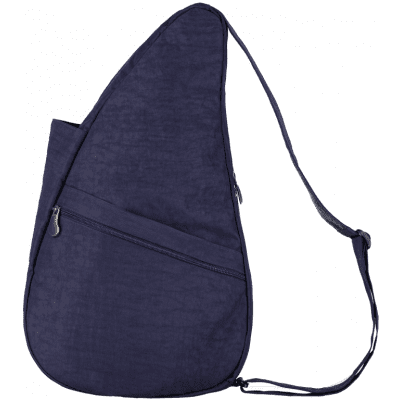 Foto van Healthy Back Bag 6304 Textured Nylon Blue Nights M