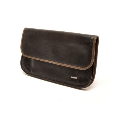 Foto van Berba Soft 001-056 Ladies Wallet Black-Taupe