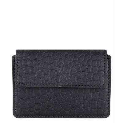 Foto van Cowboysbag x Bobbie Bodt, 3055 Wallet Peridot Croco Black