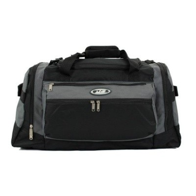 Foto van Line Travel Darius Weekend/Sporttas Black/Grey