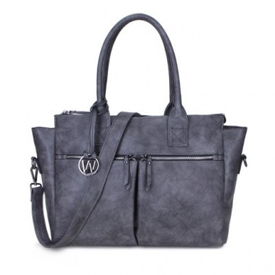 Wimona Bags Catarina-One Schoudertas 2031 Grey