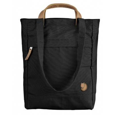 Fjällräven Totepack No.1 Small Schoulderbag/Backpack F24202 Black