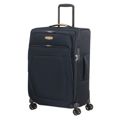 Foto van Samsonite Spark SNG ECO Spinner 67cm Exp. Eco Blue