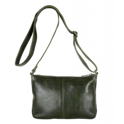 Foto van Cowboysbag Rough Bag Huron 2193 Dark Green