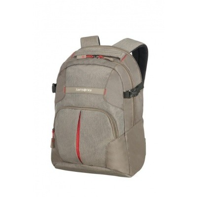 Foto van Samsonite REWIND LAPTOP BACKPACK M TAUPE