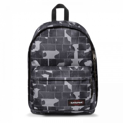 Eastpak OUT OF OFFICE Rugtas Cracked Dark