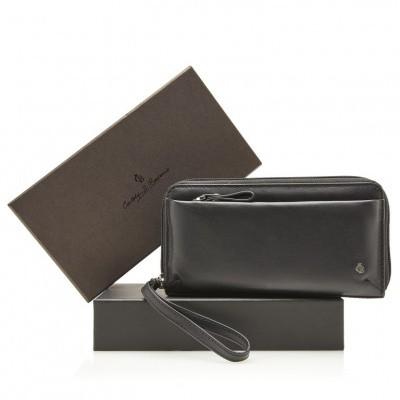 Foto van Castelijn & Beerens, Giftbox 80 5516 Smartphone Clutch RFID Zwart