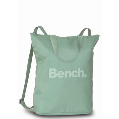 Foto van Bench Backpack/Tote Bag 64160 Mint Groen