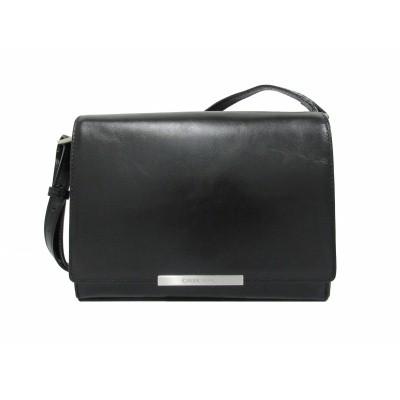 Claudio Ferrici Classico Shoulderbag 18004 Black