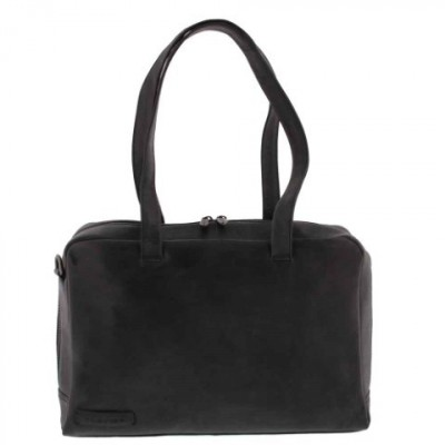 Plevier Dames Laptoptas 'Moray' 14 inch 703 Zwart