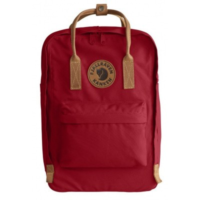 Foto van Fjallraven ​​Kanken No. 2 Laptop 15 Backpack F23569 Deep Red