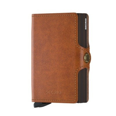 Foto van Secrid Twinwallet Original Cognac-Brown